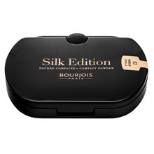 Bourjois Silk Edition Compact Powder 52 Vanilla pudr 9 g