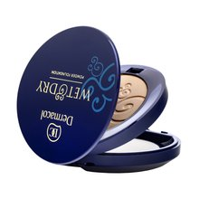 Dermacol Wet & Dry Powder Foundation No. 3 pudrový make-up 6 g