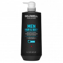 Goldwell Dualsenses Men Hair & Body Shampoo šampon a sprchový gel 2v1 1000 ml