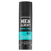 Dermacol Men Agent Hydra Care 2in1 Moisturiser & After Shave hydratační emulze 2v1 50 ml
