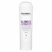 Goldwell Dualsenses Blondes & Highlights Anti-Yellow Conditioner kondicionér pro blond vlasy 200 ml