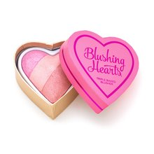 I Heart Revolution Blushing Hearts Candy Queen Of Hearts Blusher pudrová tvářenka 10 g